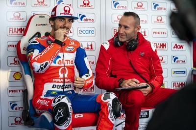 """Bagnaia mi ricorda Marquez"", Gabarrini a moto.it"