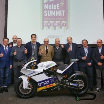 Erste MotoE™ Tagung in Barcelona