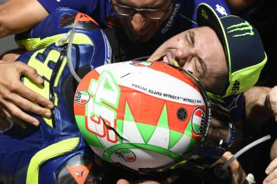 #Rossi40: All the birthday wishes from fans on social media