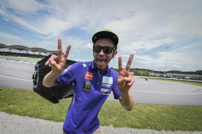 46 turns 40: Rossi week on motogp.com