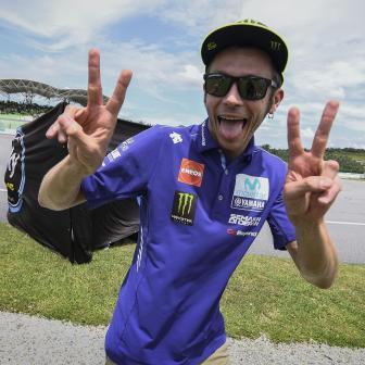 Die 46 wird 40: Rossi-Woche auf motogp.com