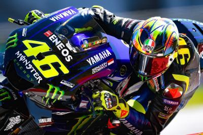 Un dixième titre ? Rossi continue d'y croire !
