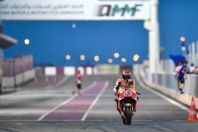El test de Qatar, último examen antes de la 'batalla
