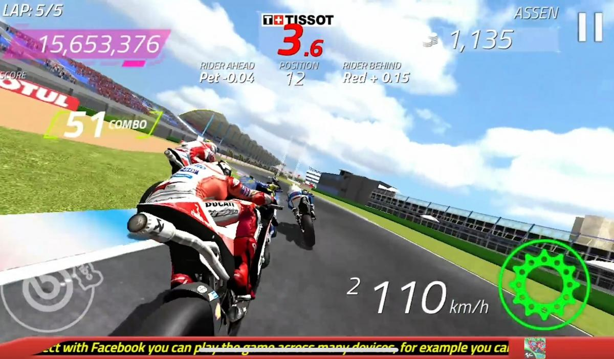 MotoGP™ mobile game crowns the 2018 Fan World Champion   MotoGP™