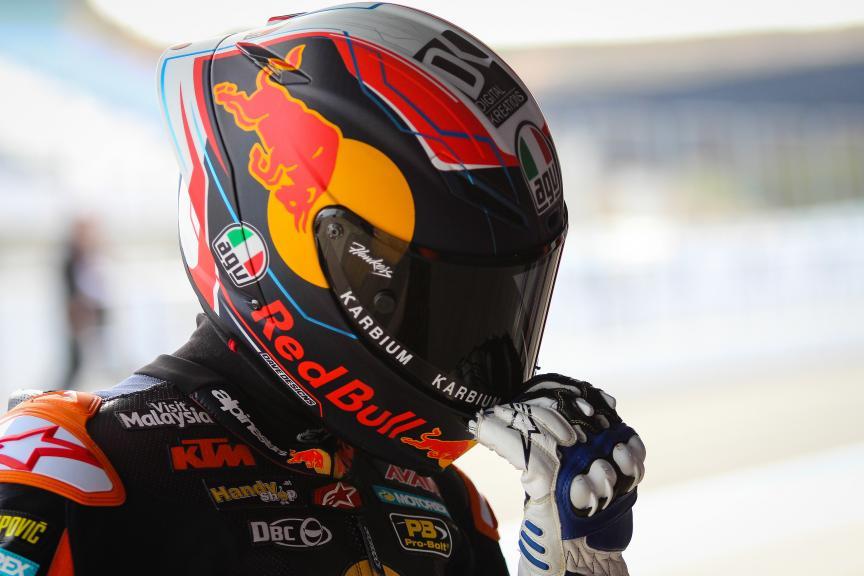Jorge Martin, Red Bull Ktm Ajo, Jerez Moto2™-Moto3™ Private Test