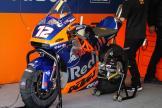 Marco Bezzecchi, Red Bull KTM Tech 3, Jerez Moto2™-Moto3™ Private Test