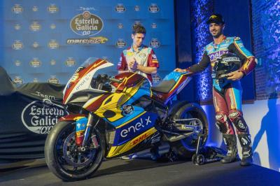 Di Meglio takes EG 0,0 Marc VDS to the electric class