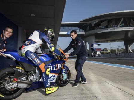 Jerez Moto2™-Moto3™ Test 1