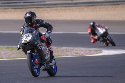 Moto3™: Arbolino quickest out the blocks in 2019