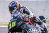 Xavier Cardelus, Angel Nieto Team, Jerez Moto2™-Moto3™ Test
