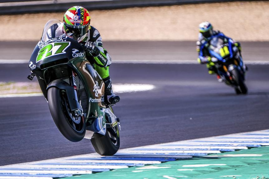 Iker Lecuona, American Team, Jerez Moto2™-Moto3™ Test