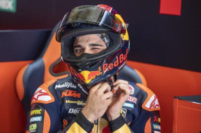 Jorge Martin: 'It's like a new beginning for me'