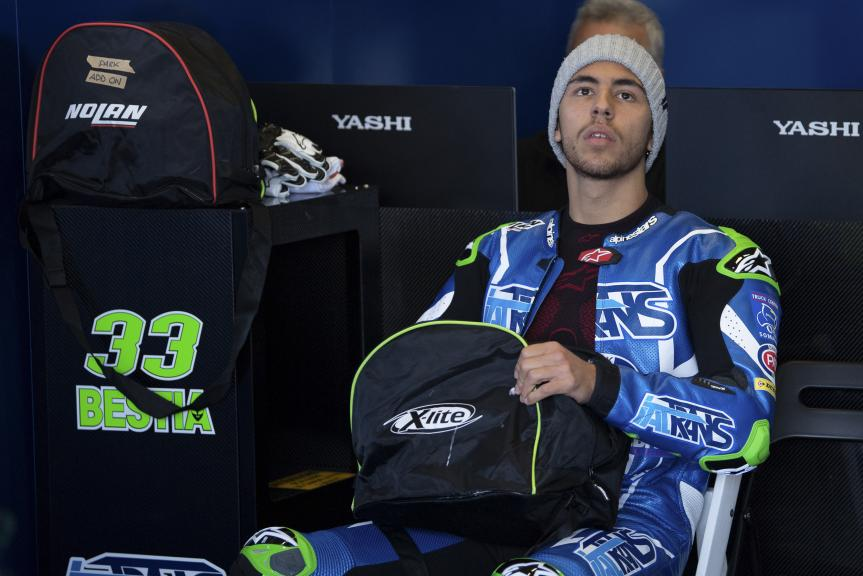 Enea Bastianini, Italtrans Racing Team, Jerez Moto2™-Moto3™ Test