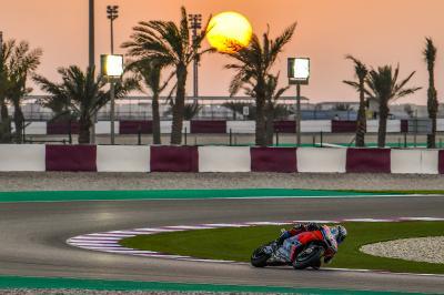 Qatar Test: Der Countdown läuft