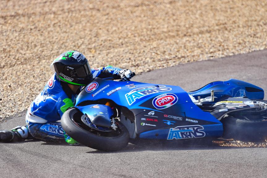 Andrea Locatelli, Italtrans Racing Team, Jerez Moto2™-Moto3™ Test