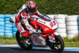 Kaito Toba, Honda Team Asia, Jerez Moto2™-Moto3™ Test