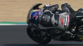 Hear the reactions from the top 3 Moto2? riders after day 2 of testing in Jerez