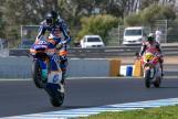 Augusto Fernandez, Stefano Manzi, Jerez Moto2™-Moto3™ Test