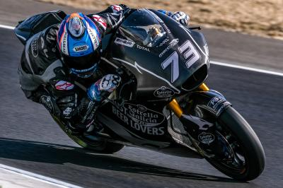 Marquez, Binder, Navarro within a tenth on Day 2