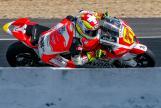 Dominique Aegerter, MV Augusta Idealavoro Forward, Jerez Moto2™-Moto3™ Test