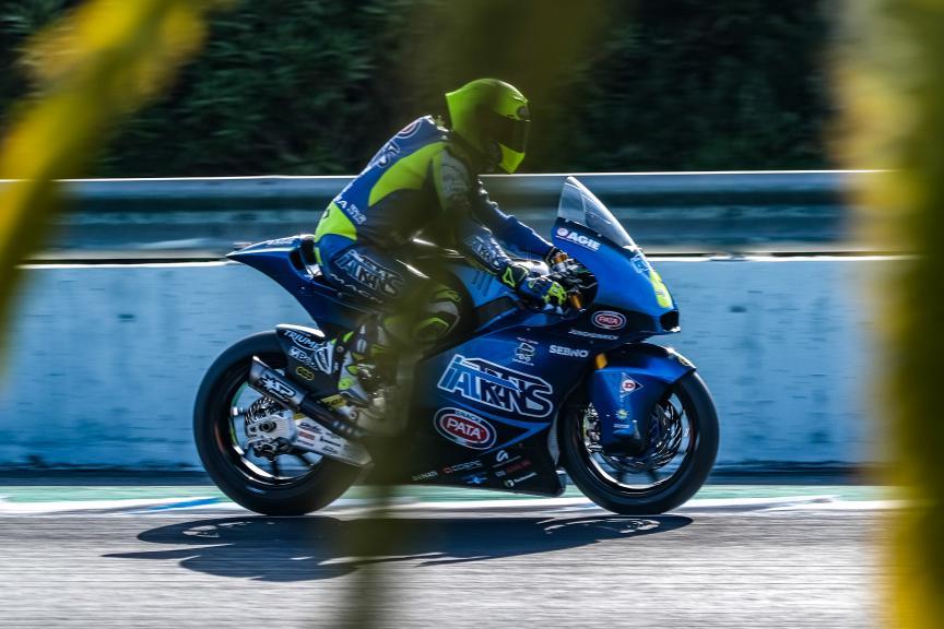 Andrea Locatelli, Italtrans Racing Team, Jerez Moto2™-Moto3™ Test