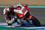 Dimas Ekky Pratama, Idemitsu Honda Team Asia, Jerez Moto2™-Moto3™ Test