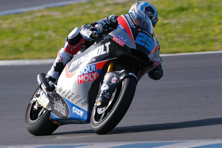 Marcel Schrotter, Dynavolt Intact GP, Jerez Moto2™-Moto3™ Test