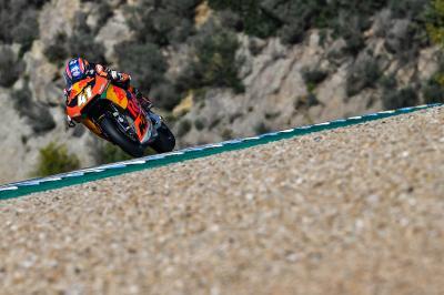 Binder se alza como el más rápido de Moto2™ en Jerez