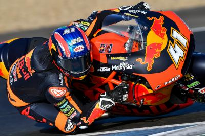 Binder, Lowes and Lecuona finish fastest at Jerez