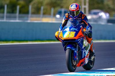 Moto2 ™ KTM macht Fortschritte