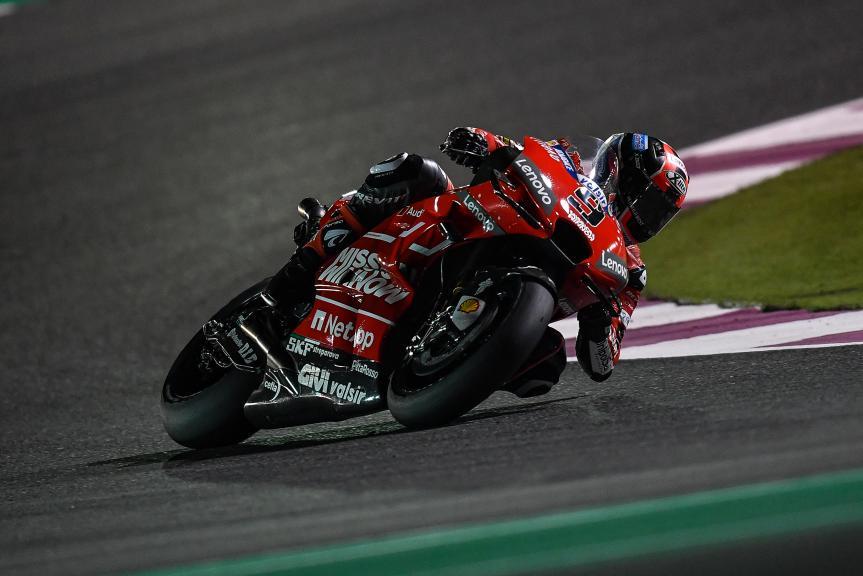 Danilo Petrucci, Mission Winnow Ducati, Moto2, Qatar MotoGP™ Test
