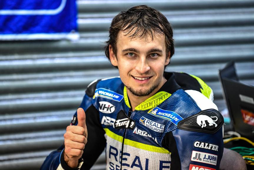Karel Abraham, Reale Avintia Racing, Qatar MotoGP™ Test