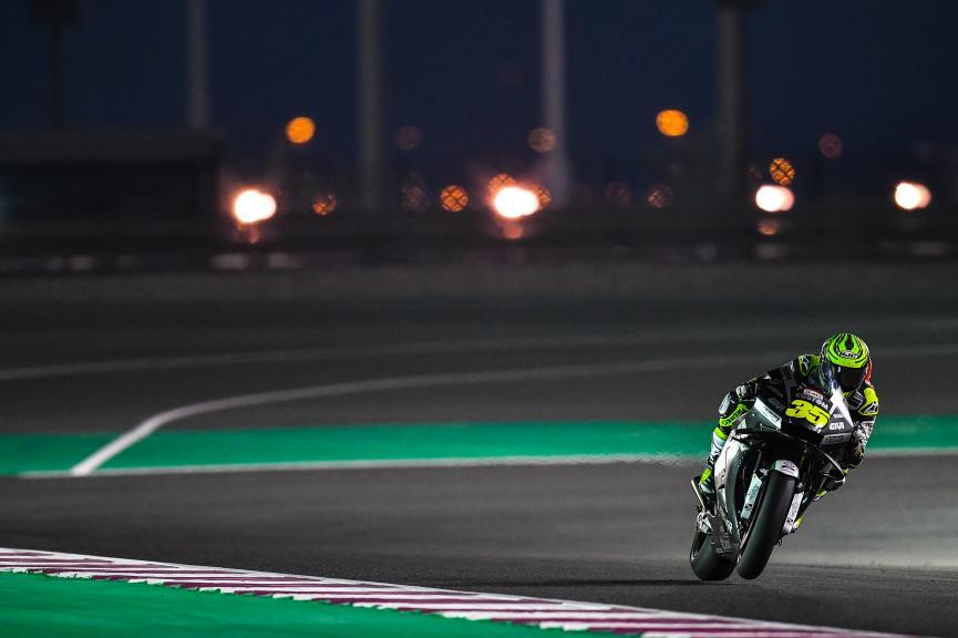 Cal Crutchlow, LCR Honda Castrol, Moto2, Qatar MotoGP™ Test