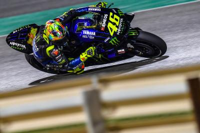 "Rossi: ""We're working for the race"""