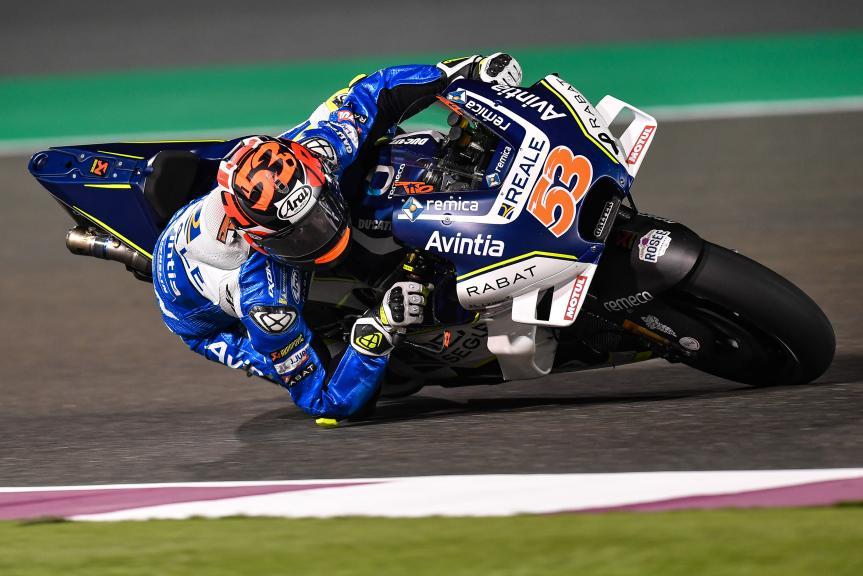 Tito Rabat, Reale Avintia Racing, Qatar MotoGP™ Test