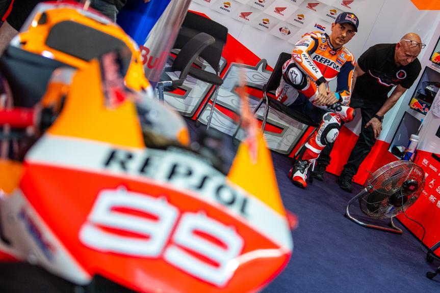 Jorge Lorenzo, Repsol Honda Team, Moto2, Qatar MotoGP™ Test