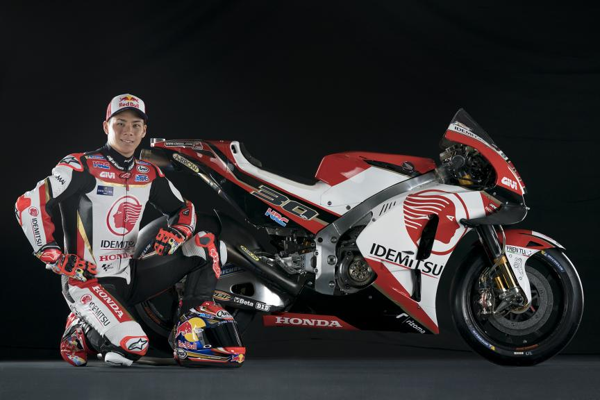 LCR Honda 2019 Launch