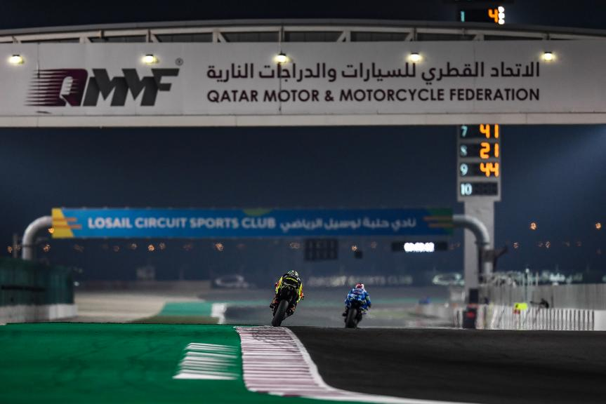 Andrea Iannone, Aprilia Racing Team Gresini, Qatar MotoGP™ Test
