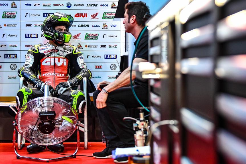 Cal Crutchlow, LCR Honda Castrol, Qatar MotoGP™ Test