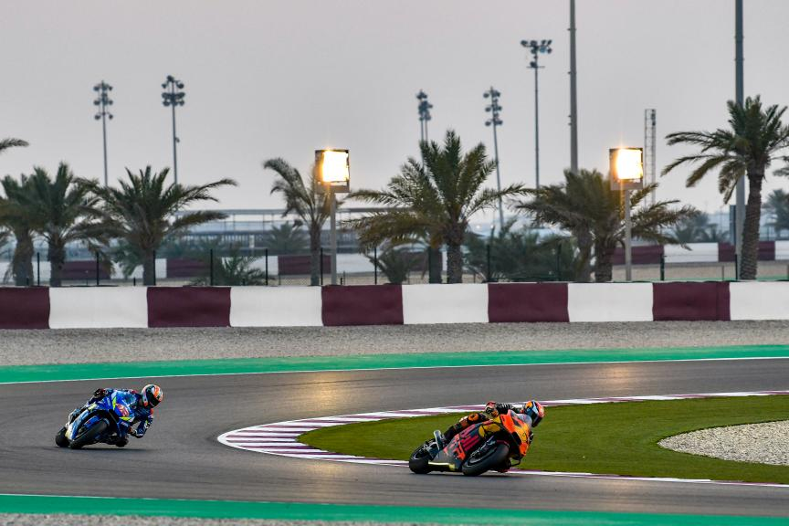 Pol Espargaro, Red Bull KTM Factory Racing, Qatar MotoGP™ Test