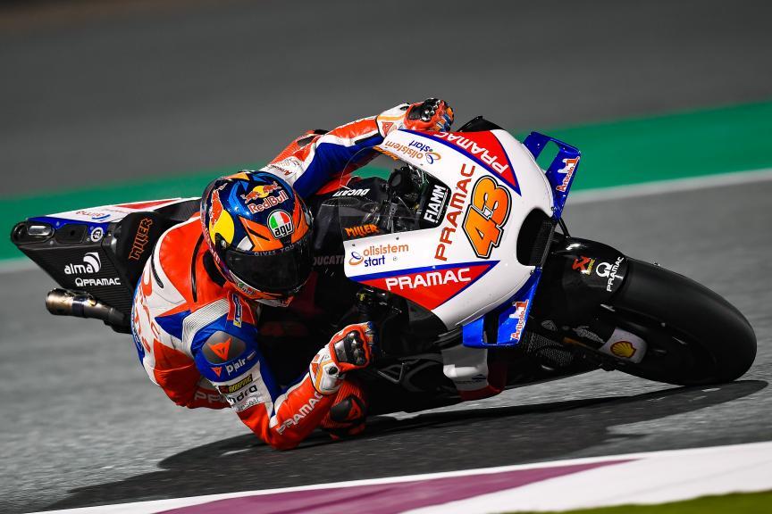 Jack Miller, Alma Pramac Racing, Qatar MotoGP™ Test