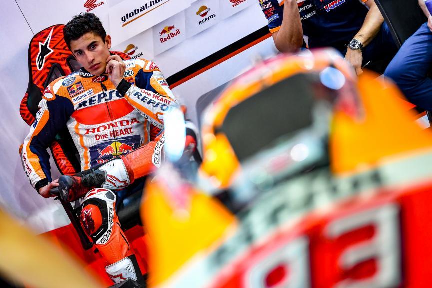Marc Marquez, Repsol Honda Team, Qatar MotoGP™ Test