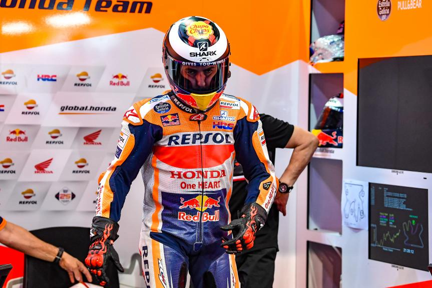 Jorge Lorenzo, Repsol Honda Team, Qatar MotoGP™ Test