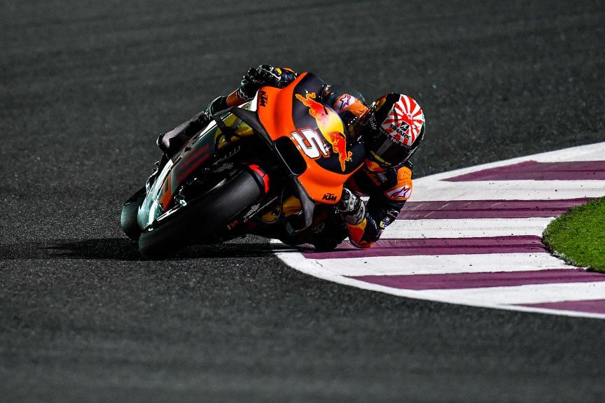 Johann Zarco, Red Bull KTM Factory Racing, Qatar MotoGP™ Test