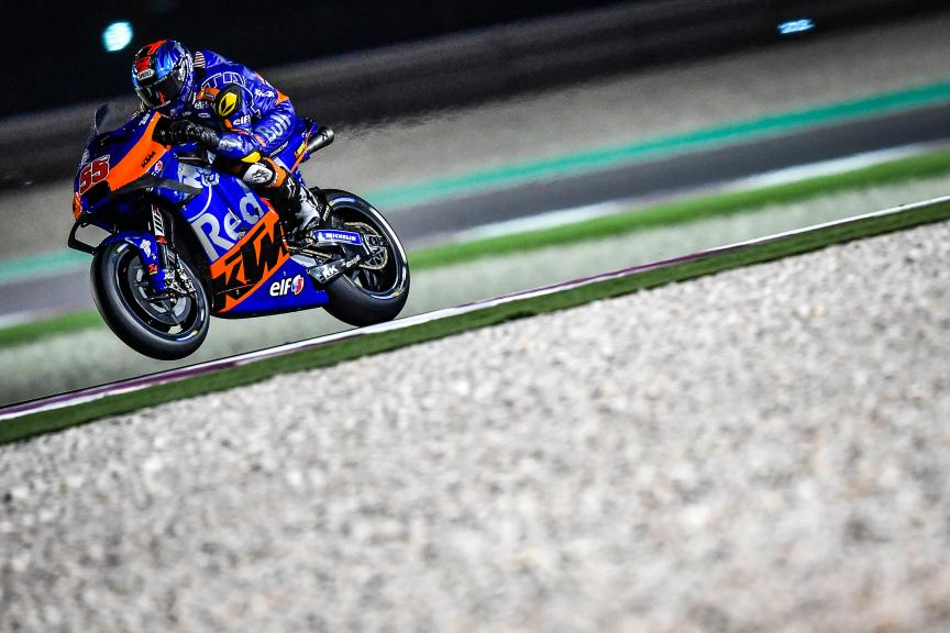 Hafizh Syahrin, Red Bull Ktm Tech 3, Qatar MotoGP™ Test