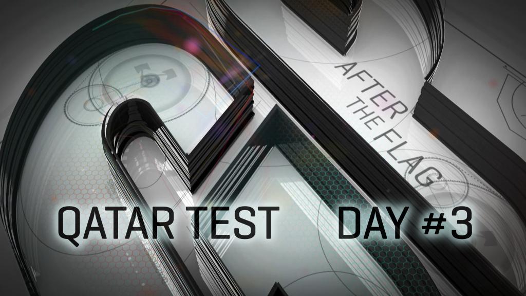 ATF qatar test day 3