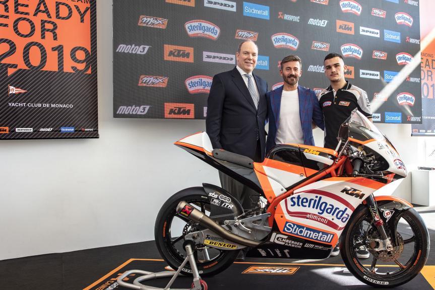 Sterilgarda Max Racing Team 2019