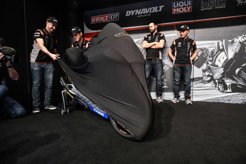 Team Launch Dynavolt Intact GP, 2019