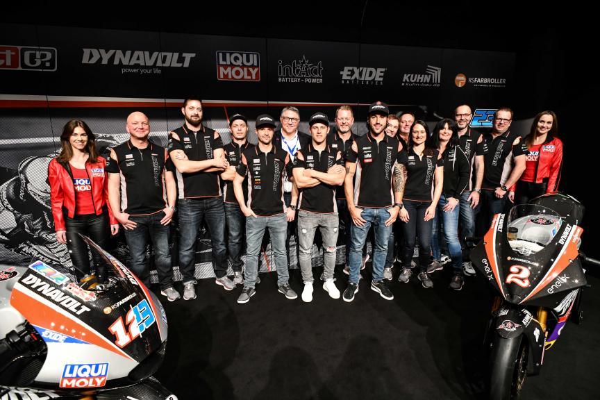 Team Launch Dynavolt Intact GP, 2019