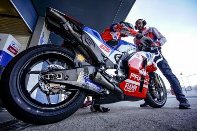 Suivez en Direct la présentation du team Alma Pramac Racing!